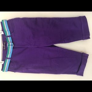 Women's Gloria Vanderbilt Amanda Capri in purple